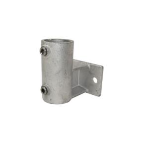 A16-7-145-C - Boeiboordbevestiging Horizontaal (type A16) Ø 42,4 mm