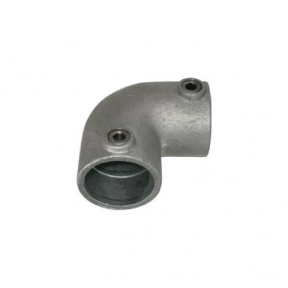A06-6-125-B - Kniestuk 90° (type A06) Ø 33,7 mm