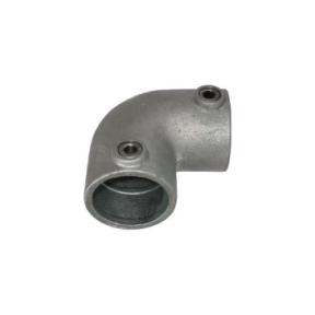 A06-7-125-C - Kniestuk 90° (type A06) Ø 42,4 mm
