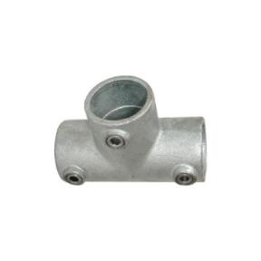 A04-7-104-C - Lang T-stuk (type A04) Ø 42,4 mm