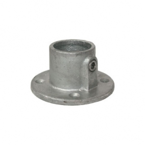 A10-6-131-B - Ronde Voetplaat (type A10) Ø 33,7 mm